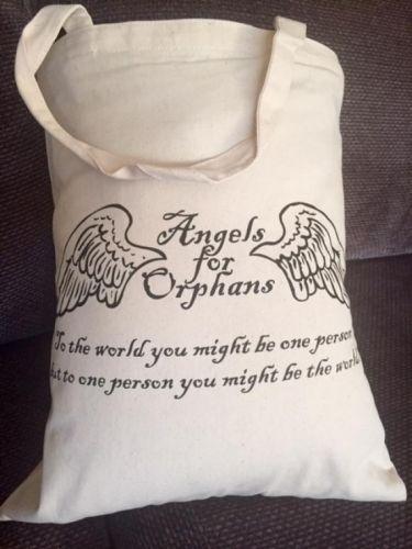 Angels Eco- Canvas Bag