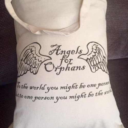 Angels Eco- Canvas Bag