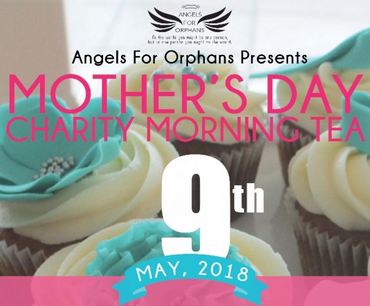 Don't miss our Mother's Day Morning Team on May 9th 2018