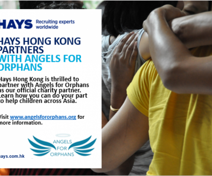 Hays Hong Kong Earns its Wings