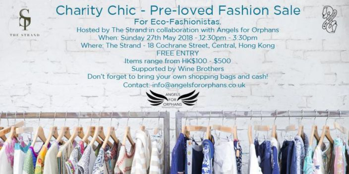 Charity Chic Pre-Loved Fashion Sale
