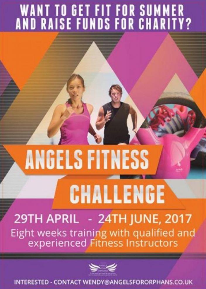 8 Weeks Fitness Challenge