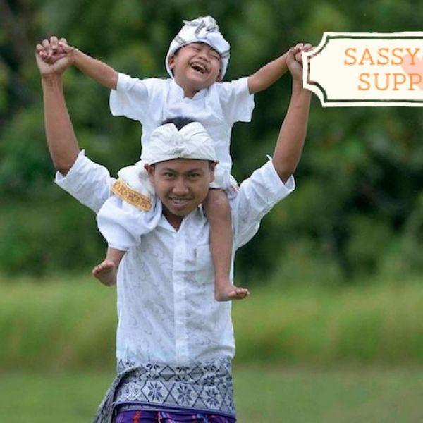 Sassy Mama Supports Angels
