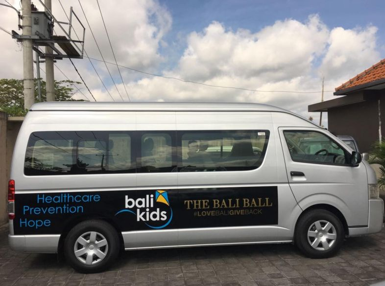 A New 4WD for Bali Kids