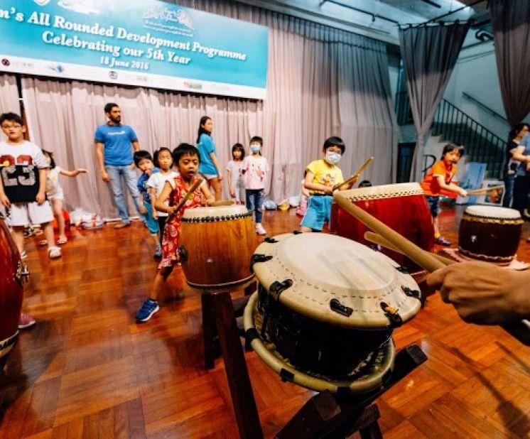 The Drumming Spirit