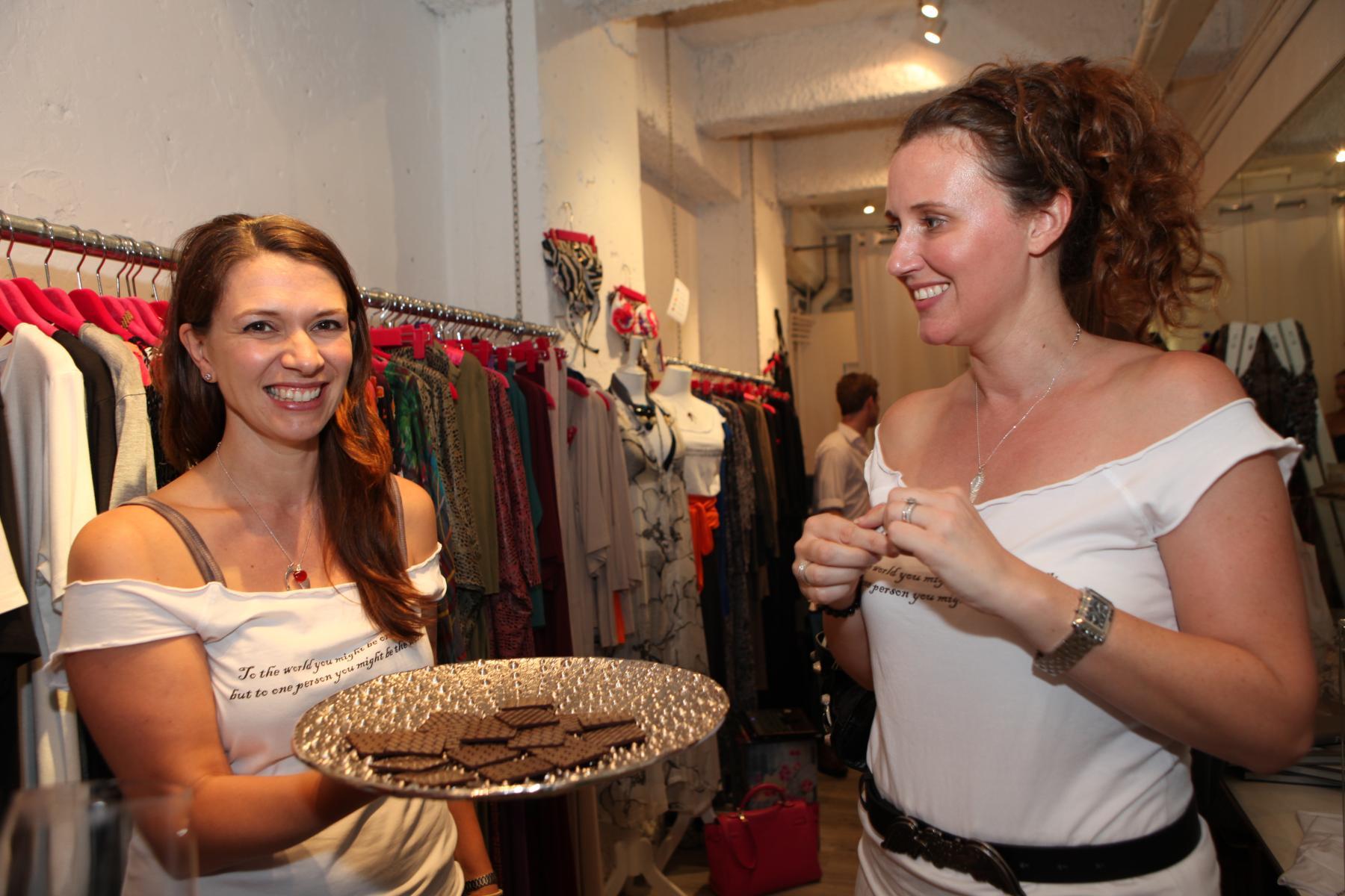Charity Meets Fashion