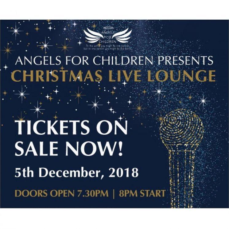 Angels Live Lounge 2018
