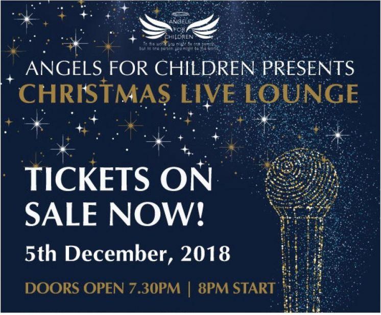 Angels Live Lounge Christmas 2018