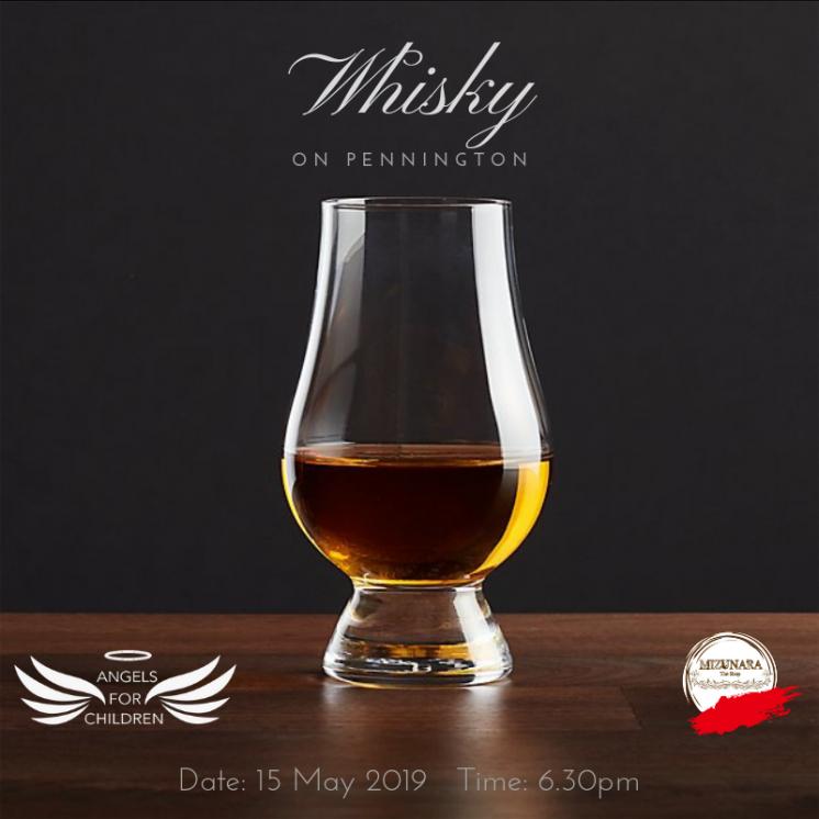 Whisky on Pennington