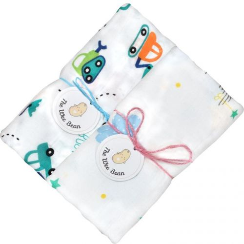The Wee Bean Organic Swaddles