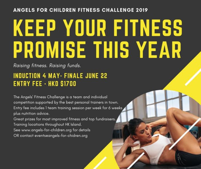 Angels Fitness Challenge 2019