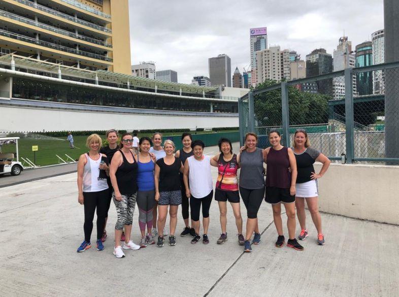 Angels Fitness Challenge 2019