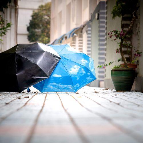 Angels Blue Skies Umbrella