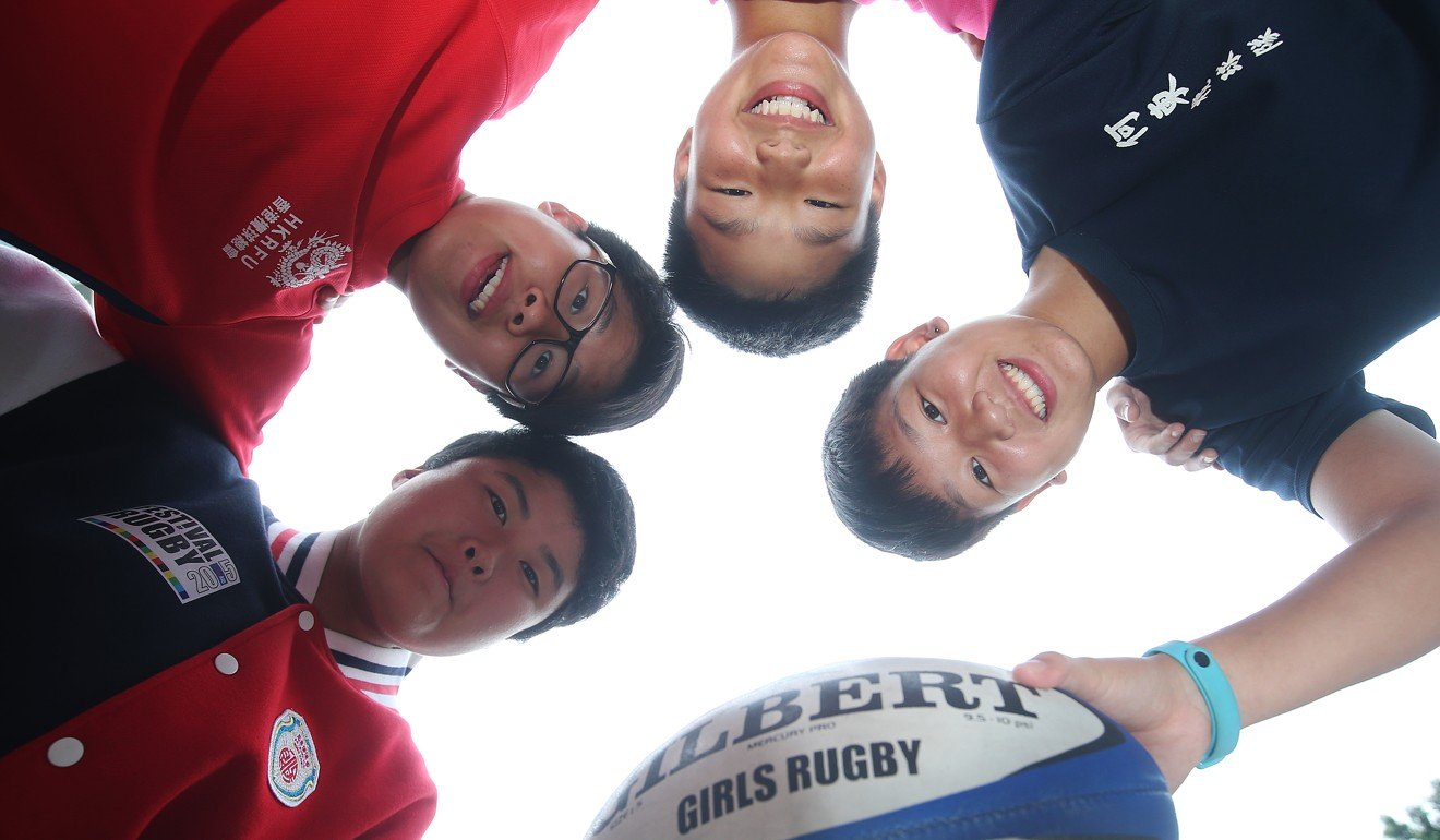 From Foster Care to Rugby