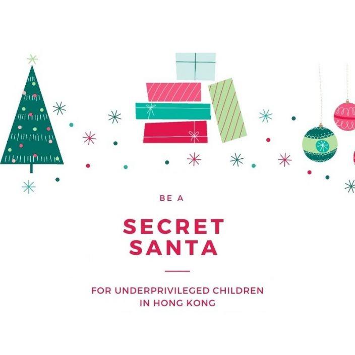 Secret Santa Christmas 2020