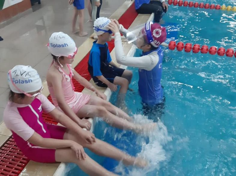 Swimming and Water Safety Lessons